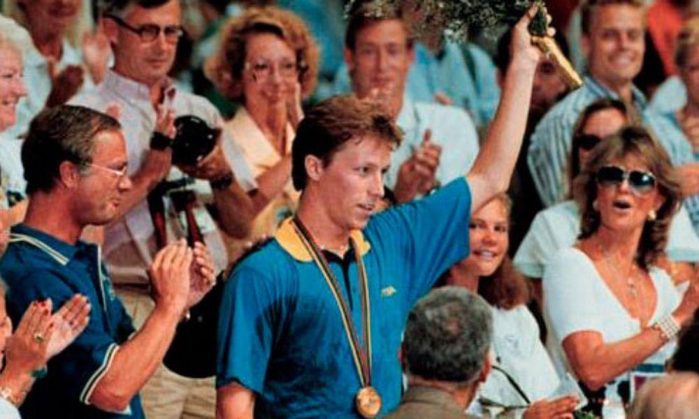 Jan-Ove Waldner é até hoje o único europeu campeão olímpico no tênis de mesa (Crédito: jo-waldner.com)
